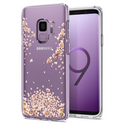 SPIGEN LIQUID CRYSTAL GALAXY S9 BLOSSOM CRYSTAL CLEAR