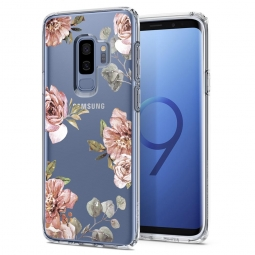 SPIGEN LIQUID CRYSTAL GALAXY S9+ PLUS BLOSSOM FLOWER