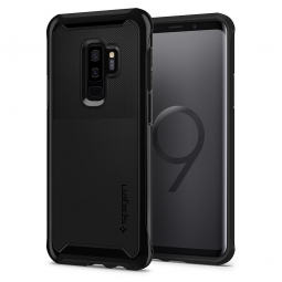 SPIGEN NEO HYBRID URBAN GALAXY S9+ PLUS MIDNIGHT BLACK