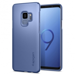 SPIGEN THIN FIT GALAXY S9 CORAL BLUE