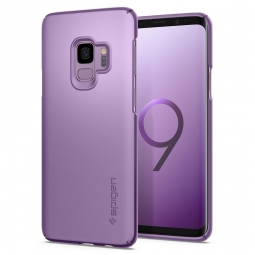 SPIGEN THIN FIT GALAXY S9 LILAC PURPLE