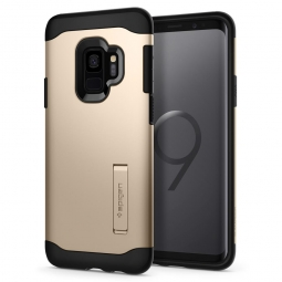 SPIGEN SLIM ARMOR GALAXY S9 MAPLE GOLD