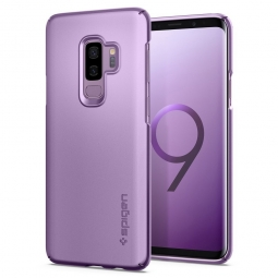 SPIGEN THIN FIT GALAXY S9+ PLUS LILAC PURPLE