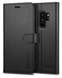 SPIGEN WALLET S GALAXY S9+ PLUS BLACK