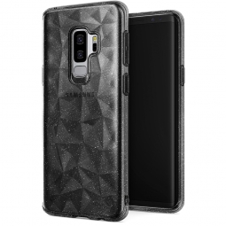 RINGKE PRISM AIR GALAXY S9+ PLUS GLITTER GRAY