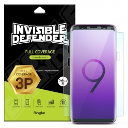 FOLIA OCHRONNA RINGKE INVISIBLE DEFENDER GALAXY S9