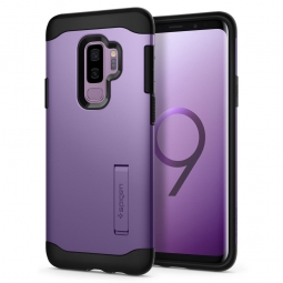 SPIGEN SLIM ARMOR GALAXY S9+ PLUS LILAC PURPLE