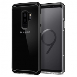 SPIGEN NEO HYBRID CRYSTAL GALAXY S9+ PLUS MIDNIGHT BLACK