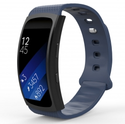 TECH-PROTECT SMOOTH SAMSUNG GEAR FIT/FIT 2 PRO NAVY