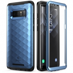 SUPCASE CLAYCO HERA GALAXY NOTE 8 BLUE