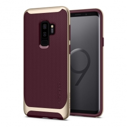 SPIGEN NEO HYBRID GALAXY S9+ PLUS BURGUNDY