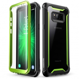 SUPCASE IBLSN ARES GALAXY S8 BLACK/GREEN