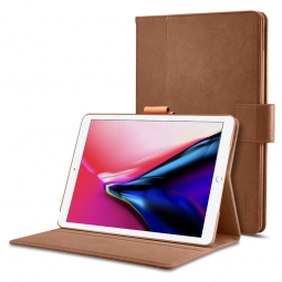 SPIGEN STAND FOLIO IPAD PRO 10.5 BROWN