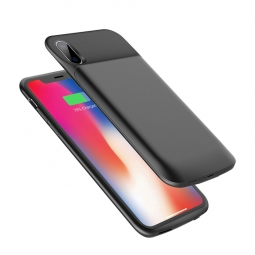 ROCK P41 BATTERY PACK 6000MAH IPHONE X/10 BLACK