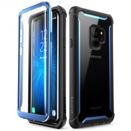 SUPCASE IBLSN ARES GALAXY S9 BLACK/BLUE