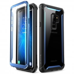 SUPCASE IBLSN ARES GALAXY S9+ PLUS BLACK/BLUE