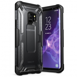 SUPCASE UNICORN HYBRID GALAXY S9 FROST/BLACK