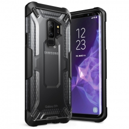 SUPCASE UNICORN HYBRID GALAXY S9+ PLUS FROST/BLACK