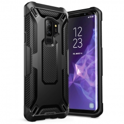 SUPCASE UNICORN HYBRID GALAXY S9+ PLUS TPU/BLACK