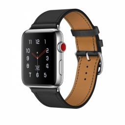 TECH-PROTECT HERMS APPLE WATCH 1/2/3/4/5 (38/40MM) BLACK