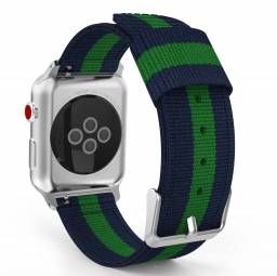 TECH-PROTECT WELLING APPLE WATCH 1/2/3/4 (42/44MM) NAVY/GREEN