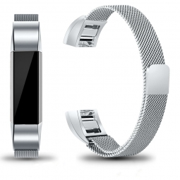 TECH-PROTECT MILANESEBAND FITBIT ALTA SILVER