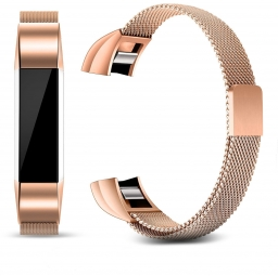 TECH-PROTECT MILANESEBAND FITBIT ALTA ROSE GOLD