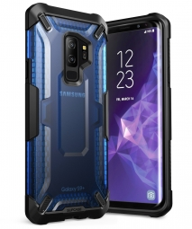 SUPCASE UNICORN HYBRID GALAXY S9+ PLUS FROST/BLUE