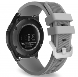 TECH-PROTECT SMOOTHBAND SAMSUNG GEAR S3 GREY