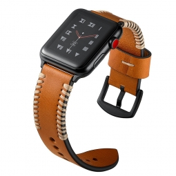 TECH-PROTECT STROBAND APPLE WATCH 1/2/3/4 (42/44MM) BROWN