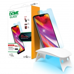 SZKŁO HARTOWANE WHITESTONE DOME GLASS LG G7 THINQ CLEAR
