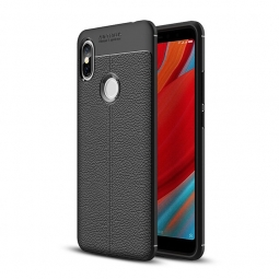 TECH-PROTECT TPULEATHER XIAOMI REDMI S2 BLACK