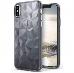 RINGKE AIR PRISM IPHONE X/10 SMOKE BLACK