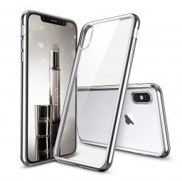 ESR ESSENTIAL IPHONE X/10 SILVER
