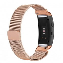 TECH-PROTECT MILANESEBAND SAMSUNG GEAR FIT 2/2 PRO ROSE GOLD