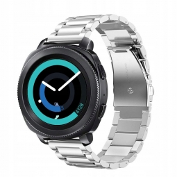 TECH-PROTECT STAINLESS SAMSUNG GEAR S2/GEAR SPORT SILVER