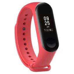 TECH-PROTECT SMOOTH XIAOMI MI BAND 3 RED