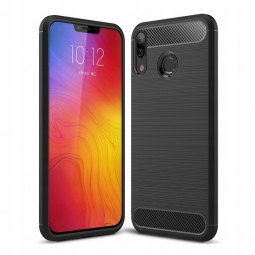 TECH-PROTECT TPUCARBON LENOVO Z5 BLACK