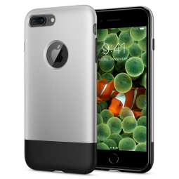 SPIGEN CLASSIC ONE IPHONE 7/8 PLUS ALUMINUM GRAY