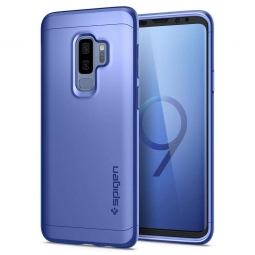 SPIGEN THIN FIT 360 GALAXY S9+ PLUS CORAL BLUE