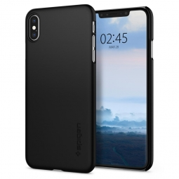 SPIGEN THIN FIT IPHONE XS MAX BLACK