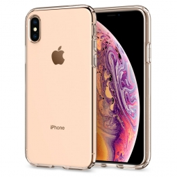 SPIGEN LIQUID CRYSTAL IPHONE XS MAX CRYSTAL CLEAR