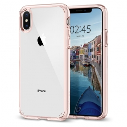 SPIGEN ULTRA HYBRID IPHONE XS MAX ROSE CRYSTAL