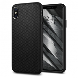 SPIGEN LIQUID AIR IPHONE X/XS MATTE BLACK