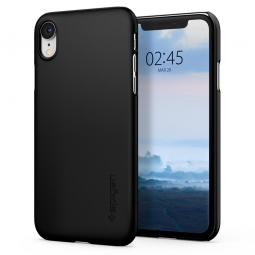 SPIGEN THIN FIT IPHONE XR BLACK