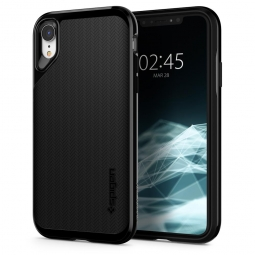SPIGEN NEO HYBRID IPHONE XR JET BLACK