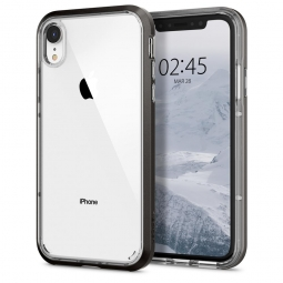 SPIGEN NEO HYBRID CRYSTAL IPHONE XR GUNMETAL