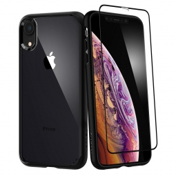 SPIGEN ULTRA HYBRID 360 IPHONE XR BLACK