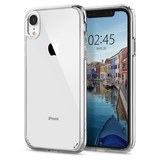 SPIGEN ULTRA HYBRID IPHONE XR CRYSTAL CLEAR