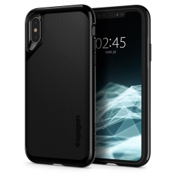 SPIGEN NEO HYBRID IPHONE X/XS JET BLACK